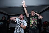 Tvrdá kapela Through The Disaster pokřtila svoji desku