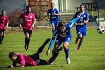 Z utkání FK Kolín - Horky nad Jizerou (1:1, PK 4:1).
