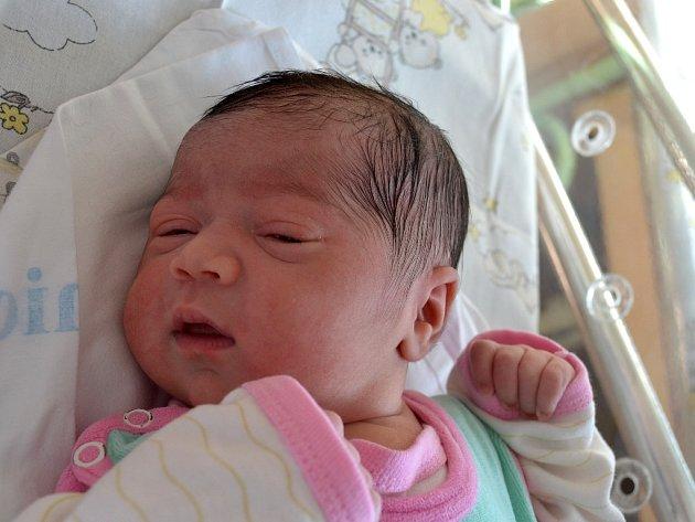Monika Demeterová se podívala na maminku Moniku a tatínka Roberta 13. května 2014. Její první míry byly 50 centimetrů a 3440 gramů. Rodiče si ji odvezli do Týnce nad Labem za pětiletým Vojtou a tříletým Jindrou.