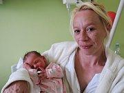 Viktorie Wiedemannová přišla na svět 1. listopadu 2016. Její první míry byly 49 centimetrů a 2700 gramů. VKopidlně se zní radují maminka Lucie, tatínek Zdeněk a sestry Jiřinka (13), Martinka (9) a Lucinka (6).