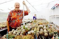 Kolínský spolek kaktusářů a sbírka Jana Martina Ječmínka