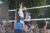 Turnaj v plážovém volejbale měl opět svoji kvalitu. Na rok 2013 se bude vzpomínat jen v dobrém.