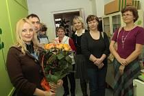 Otevření kanceláře domácí péče v Českém Brodě