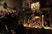 Kostel svatého Štěpána rozezněla Česká mše vánoční.