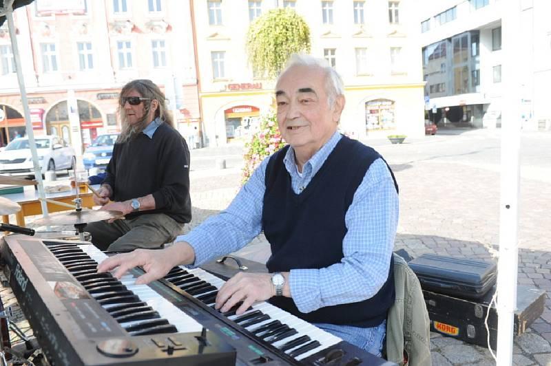 Dny seniorů v Kolíně