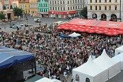Sobotní program Kmochova Kolína 2012 okem Zdeňka Hejduka