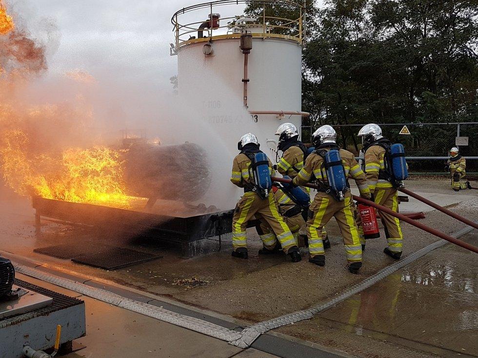 Kolínští hasiči byli opět na zkušené v Nizozemsku.