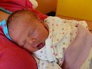 Liliana Veselá se narodila 6.12.2018, vážila 3100 g a měřila 50 cm. V Kutné Hoře bude vyrůstat s maminkou Annou a tatínkem Tomášem.