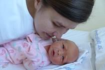 Magdaléna Mrázková se narodila 29. února 2020 v kolínské porodnici, vážila 2370 g a měřila 46 cm. Do Kutné Hory odjela s bráškou Kubíkem (3) a rodiči Klárou a Vlastimilem.