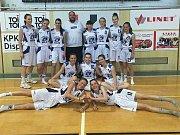 Kolínské juniorky v kvalifikaci vyhrály oba duely.