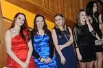 Maturitní ples 4.B Gymnázia Kolín