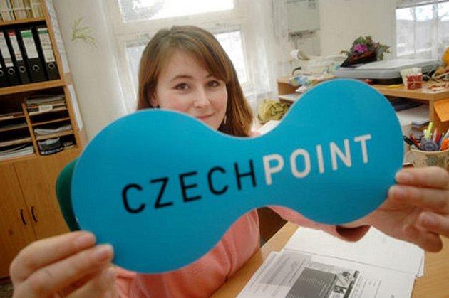 Czech point.