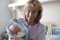 Miminka, která se tento týden narodila v kolínské porodnici