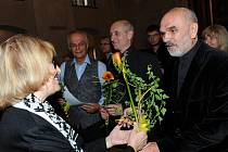 Synagogou zazněly dvě světové premiéry