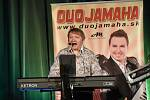 Slavné Duo Jamaha vystoupilo v Kolíně.