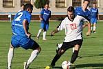 Z utkání Tuchoraz - Břežany II (4:0).