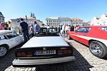 Do Kolína se opět sjela historická auta