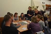 Setkání s občany na téma regenerace sídliště Jahodiště.