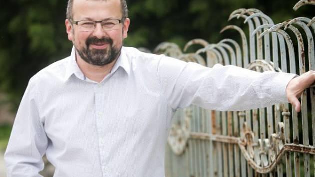 Michal Najbrt se pravděpodobně stane novým druhým místostarostou Kolína za Změnu pro Kolín.