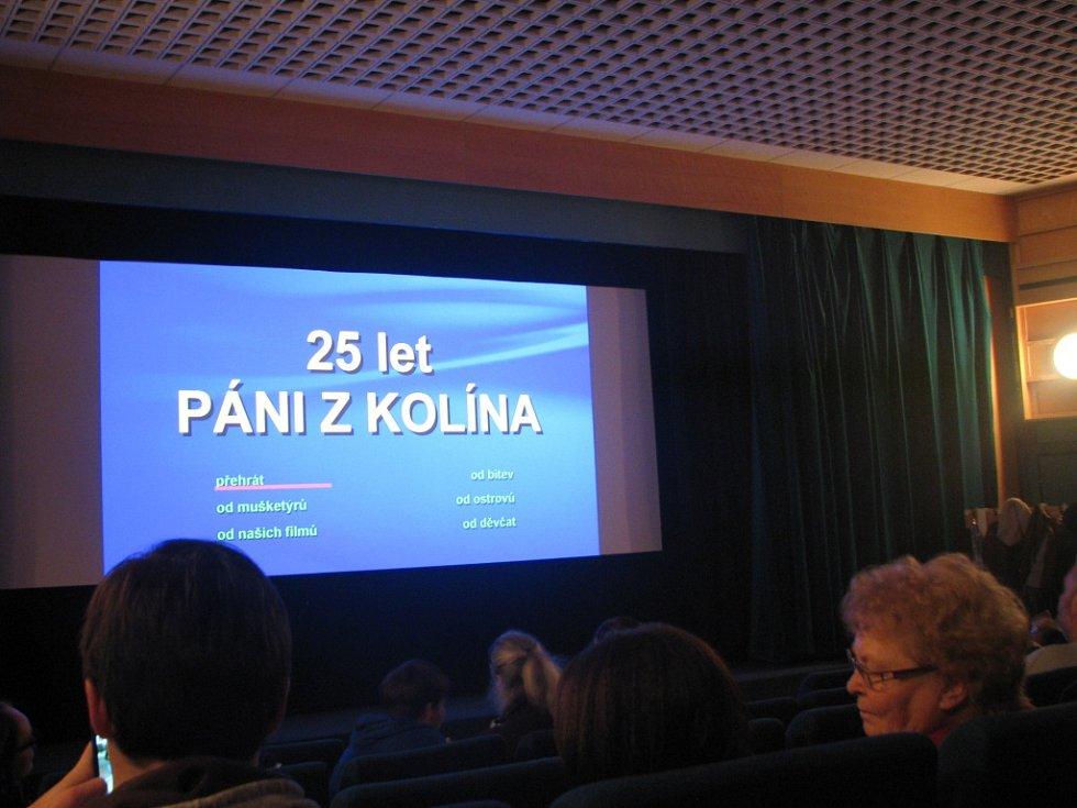 Při příležitosti výročí 25 let existence skupiny historického šermu Páni z Kolína vznikl film mapující celou jejich dlouhou historii
