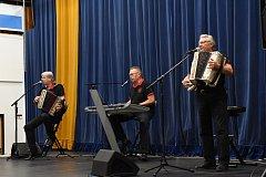 Veselá trojka v MSD Kolín