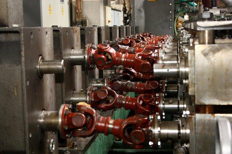 Technologie na výrobu ocelových trubek