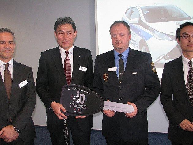 Oslava jubilea 10 let od zahájení výroby v automobilce TPCA