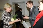 U vyhlašování byl přítomný i starosta města Vít Rakušan