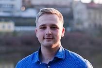 Nový šéf Kolínského majálesu Lukáš Zeman.