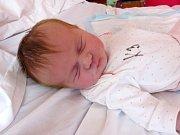 Elen Charvátová se narodila 3.1.2019, vážila 3630 g a měřila 51 cm. V Přistoupimi bude bydlet s maminkou Radkou a tatínkem Alešem.