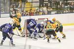 Utkání 1. české hokejové ligy mezi mužstvy SC Kolín a VHK ROBE Vsetín se hrálo ve středu 16. září 2020.