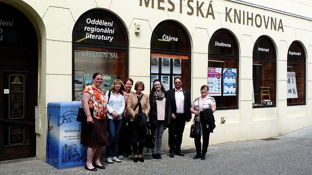 Delegace z partnerského města navštívila Kolín.