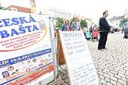 Česká bašta nabídla opět potravu pro tělo i duši.