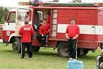 Čtvrté kolo hasičské soutěže, tentokrát v Konárovicích