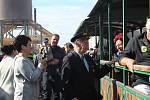 Na kolínské Řepařské drážce oslavovali Řepánkovy slavnosti