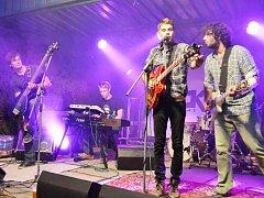 Třetí ročník PečkyFESTU si užili účinkující kapely i jejich fanoušci.