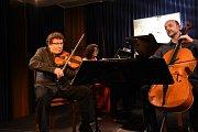 Petrof piano trio potěšilo fanoušky skladbami Haydba, Rachmaninova a Dvořáka.