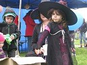 Pálení čarodějnic v Plaňanech