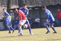 Z přípravného utkání FK Kolín - Viktoria Žižkov (3:2).