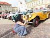 Karlovo náměstí zaplnily historické automobily, klub slavil padesátiny