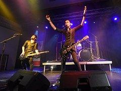 Metallica zKyjeva nadchla i vneděli místní a přespolní fanoušky.