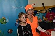Pravidelně přijíždí do kolínského Městského společenského domu zpěvačka Míša Růžičková.