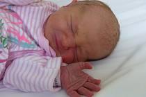 Eliška Němečková se narodila 28. dubna 2020 v kolínské porodnici a vážila 2480 g. V Býchorech se z ní těší maminka Barbora a tatínek Bohuslav.
