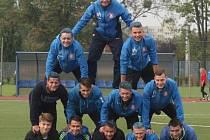 Kolínští dorostenci obsadili na mistrovství republiky šesté místo.