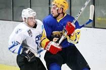 Hokejisté Kolína a Nymburka se v přípravě utkali dvakrát. Oba zápasy vyhráli Kozlové.