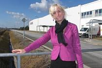 Monika Koťarová, koordinátorka grantového programu TPCA pro Kolínsko