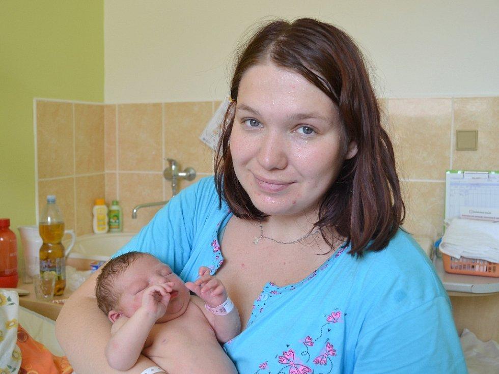 Elena Drahovzalová se narodila 11. srpna 2015 mamince Tereze a tatínkovi Tadeášovi z Libenic. Holčička se po narození chlubila mírami 50 centimetrů a 3790 gramů.