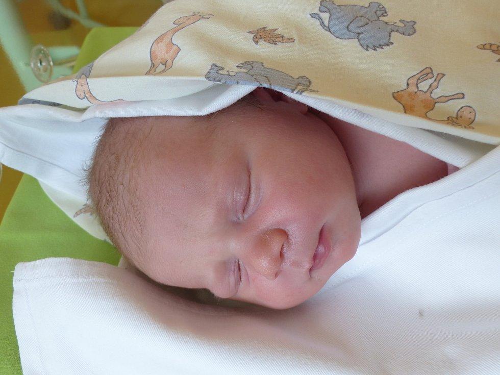Magdaléna Keharová se narodila 17. října 2019 v kolínské porodnici, vážila 3170 g a měřila 48 cm. V Malovidech bude vyrůstat se sourozenci Jendou (4), Vendou (3) a rodiči Janou a Radkem.