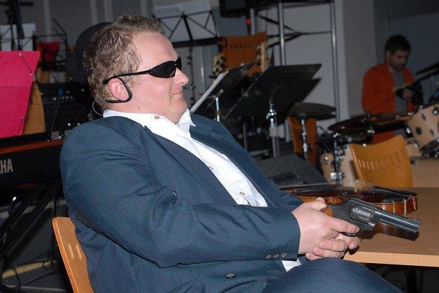 Sál se ponořil do filmových melodií.