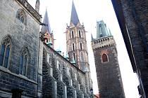 Chrám sv. Bartoloměje v Kolíně